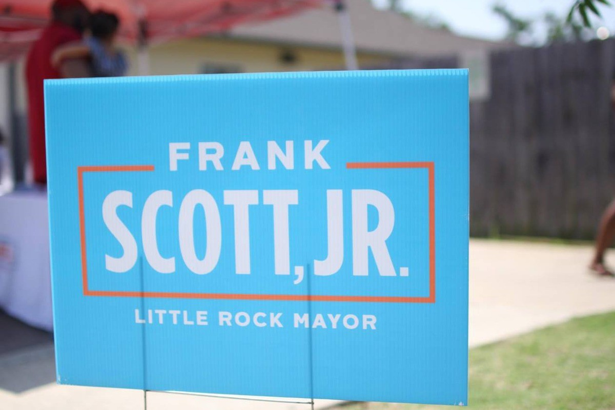 Clinton School Speaker Series Event for Mayor Frank Scott Jr. Moved to March 28