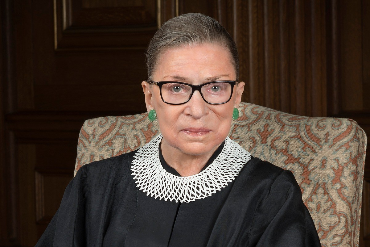 Kumpuris Lecture featuring Justice Ruth Bader Ginsburg Moved to Verizon Arena