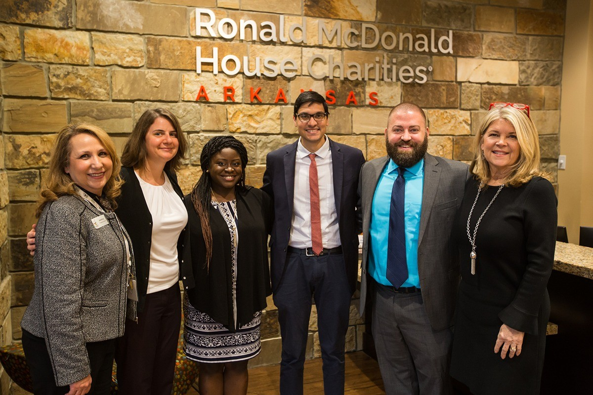 Ronald McDonald House Charities of Arkansas Unveils New Family Room