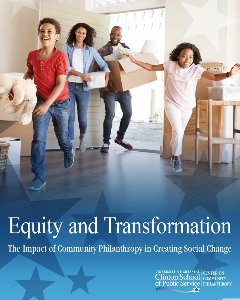 Equity and Transformation: The Impact of Community Philanthropy in Creating Social Change