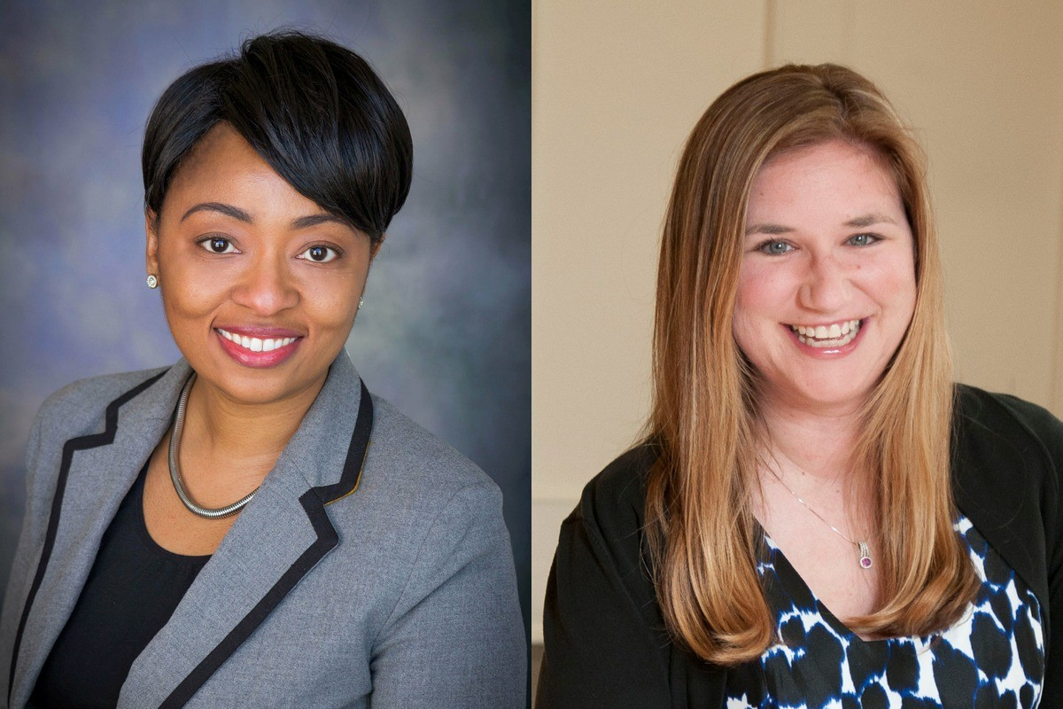 Two from Clinton School Named to Arkansas Business 40 Under 40