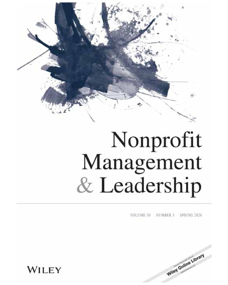 Nonprofit Management and Leadership
